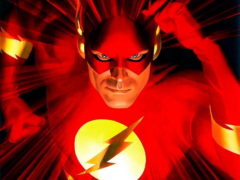 Illustration for article titled The CW gives The Flash his own TV show, launched out of Arrow