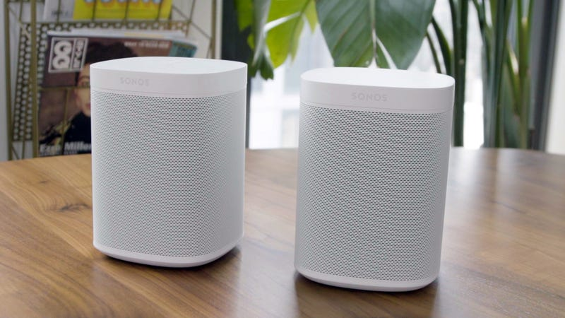 Illustration for article titled Sonos Finally Figured Out How to Get Google Assistant to Work on Its Smart Speakers