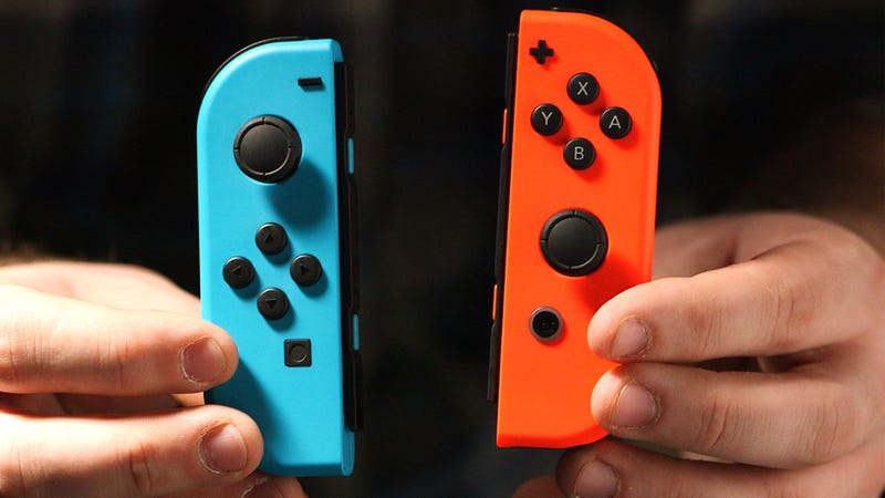 Illustration for article titled Nintendo Says JoyCon Wireless Issues Were Caused By 'Manufacturing Variation'
