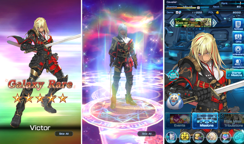 The Star Ocean Mobile Game Is Easy To Hate And Still Play Anyway