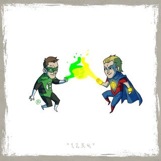 Illustration for article titled Who Wins When Marvel Characters Go Up Against Their DC Counterparts?