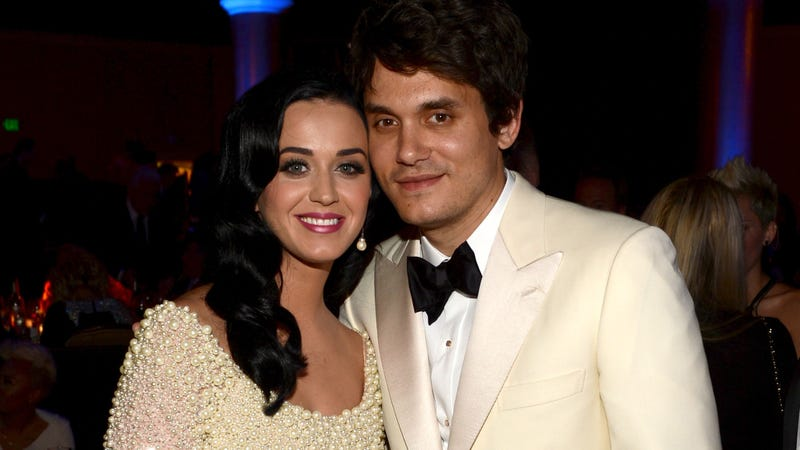 Illustration for article titled Katy Perry and John Mayer Are Planning Their Wedding (The Theme Is 'Great Ideas Throughout History')