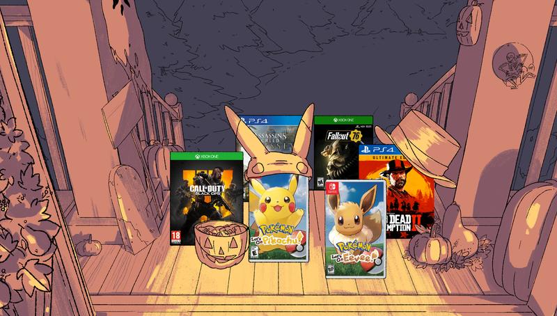 Illustration for article titled Estos son los mejores videojuegos que llegarán durante el otoño de 2018
