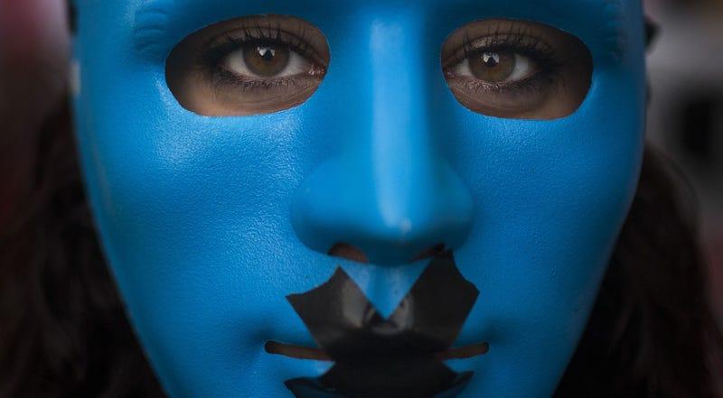 Las fotos de la vergüenza: la Ley Mordaza ya está en vigor en España