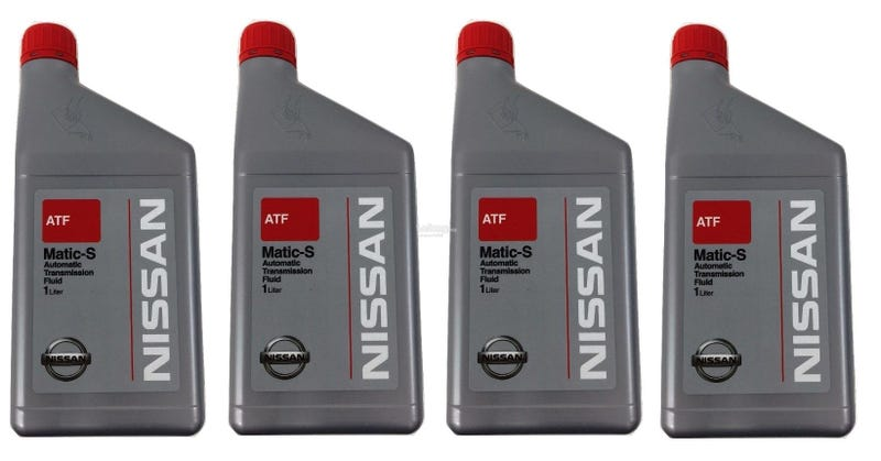 Illustration for article titled Nissan Matic S ATF: Anything else compatible?