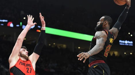 e437b771519 What The Hell Are We Going To Do When LeBron James Retires