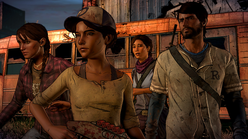 Illustration for article titled Telltale's The Walking Dead Will Be Finished By Another Company