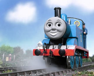 Illustration for article titled Thomas The Tank Engine Not Only Fascist, Now Also Corrupt
