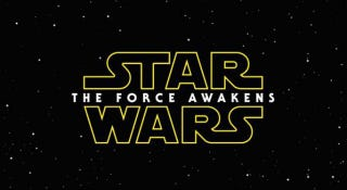 "Illustration for article titled Star Wars Episode VII Is Called ""The Force Awakens"""