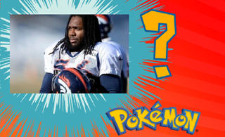 Illustration for article titled Downtime Before Super Bowl XLVIII Means Pokemon for Nate Irving