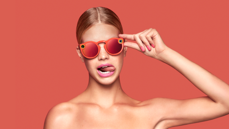 Illustration for article titled It Looks Like Snap Wants to Burn More Money at the Altar of Wearable Cameras