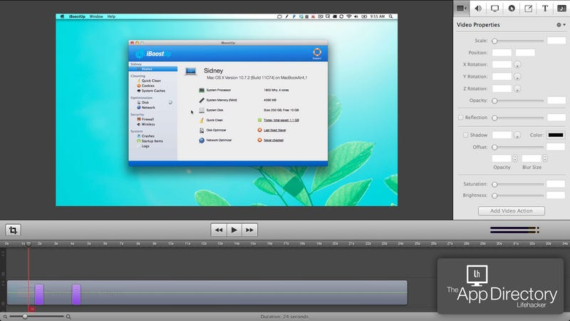 The best screencasting app for mac os x mac os x is full of ways to record your screen with a tool built in to quicktime player and a vast number of third party apps among the many tools ccuart Gallery