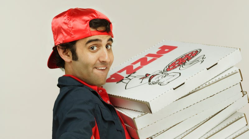 Illustration for article titled GrubHub delivery person accused of mistaking laptop for tip