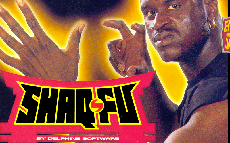 Illustration for article titled Shaq Fu Games, Ranked