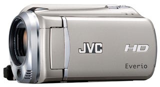 Illustration for article titled JVC Steals Smallest and Lightest Crown With its GZ-HD620 Camcorder