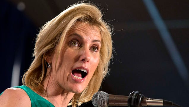 Laura Ingraham Claims Protesting Parkland Students Don't Have Enough Gun Knowledge To Criticize Nicholas Cruz
