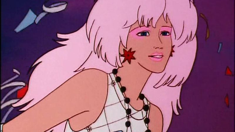 Illustration for article titled Jem movie answers growing backlash by casting female as Jem