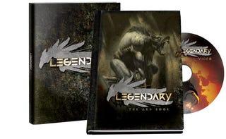 Illustration for article titled Legendary Gets Release Date, Preorder Bonus, Graphic Novel