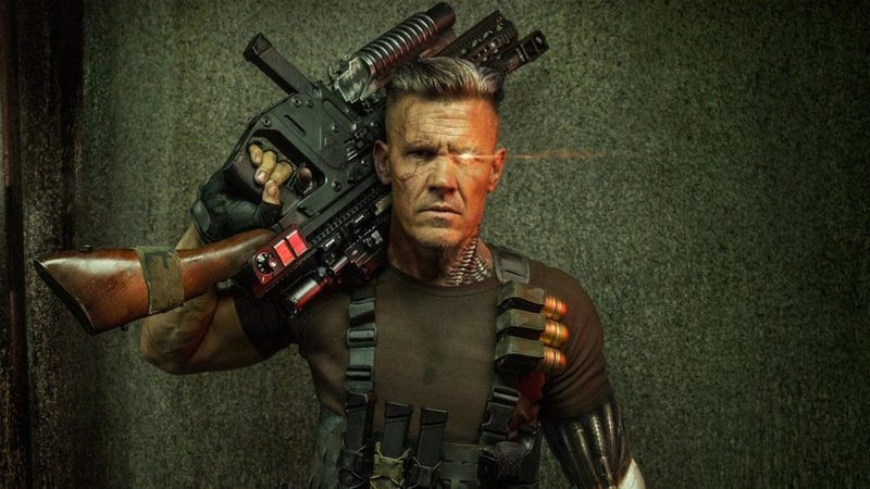 Illustration for article titled Tenemos Cable para rato: Josh Brolin confirma su participación en tres secuelas a Deadpool