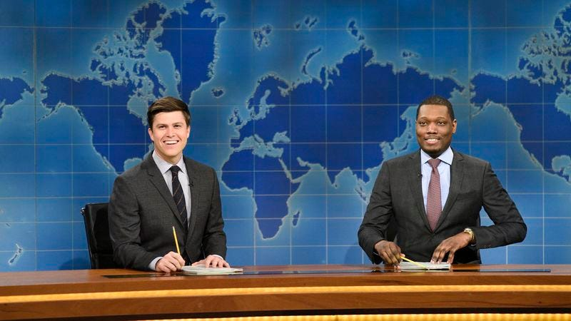 Illustration for article titled SNL's Weekend Update spin-off will arrive in August