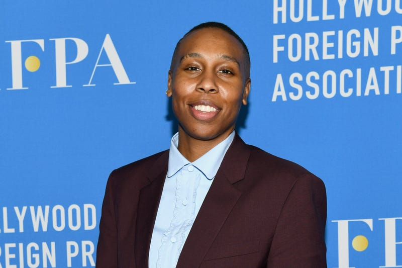 Lena Waithe attends the Hollywood Foreign Press Association's Grants Banquet on August 9, 2018 in Beverly Hills, Calif.