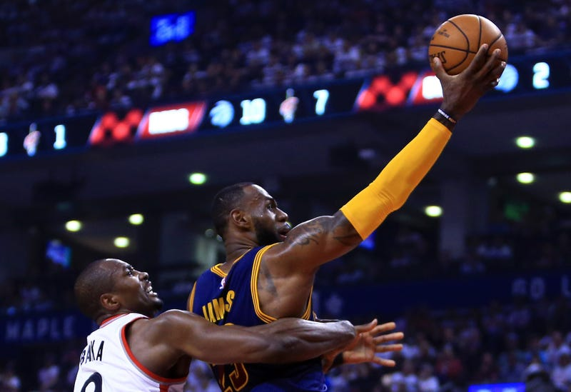 Raptors' season ends with loss to LeBron James, Cavaliers - again
