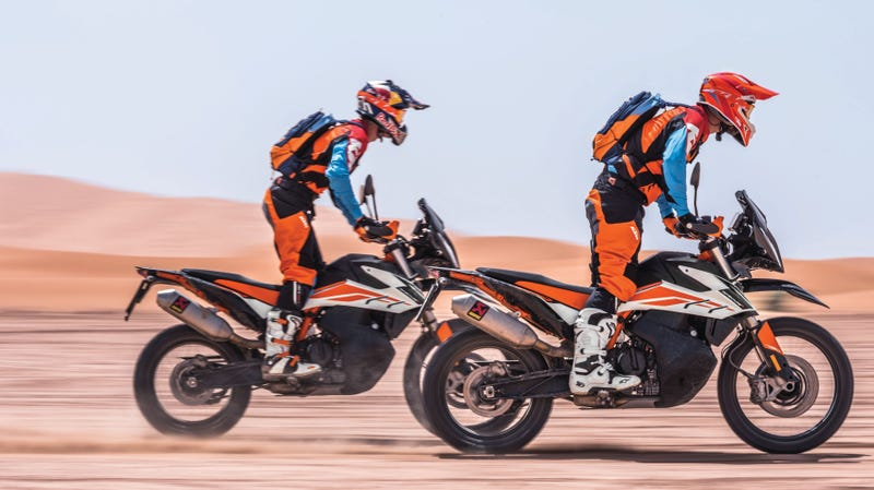 Illustration for article titled KTM Might Buy Ducati, And That Might Be Good