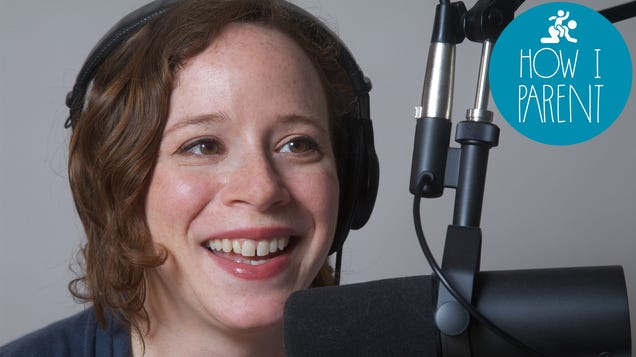 I m Author and Podcaster Hillary Frank, and This is How I Parent