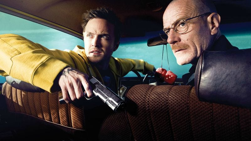 Illustration for article titled The Breaking Bad score is coming out as a double-LP picture disc set