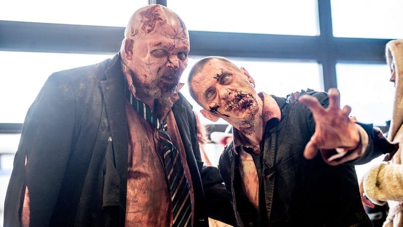 In 'The Walking Dead