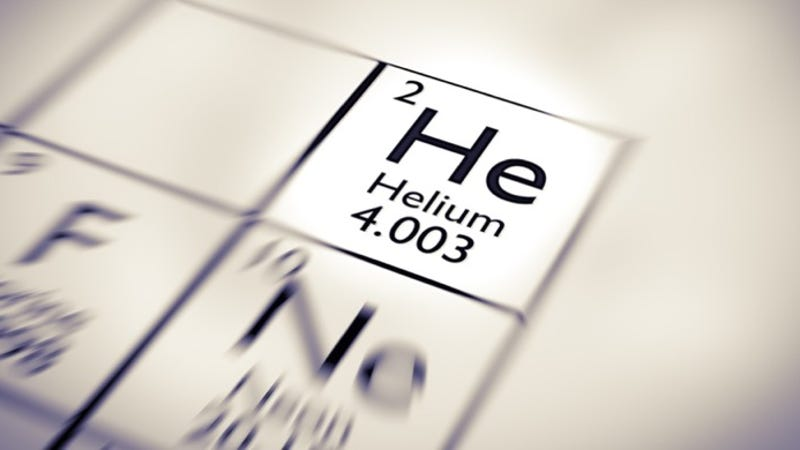 Discovery of Huge Stash of Helium is a 'Game-Changer' for Industry