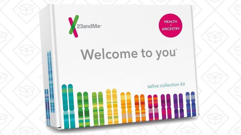 23andMe DNA Test   $100   Amazon