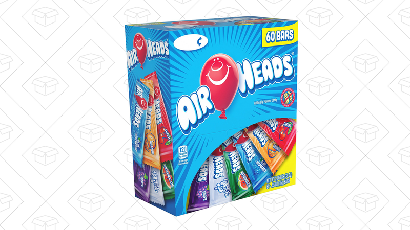 Airheads, 60 count | $7 | Amazon