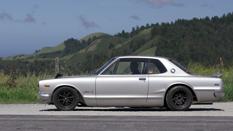 The Original Nissan GT-R Is As High-Strung And Wonderful As You've Always Dreamed