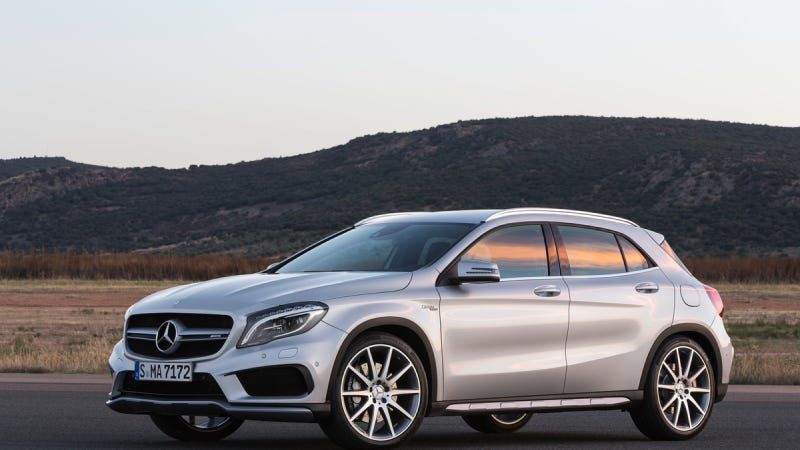 Ilration For Article Led Mercedes Gla And Gla45 Amg The Ultimate Er 39