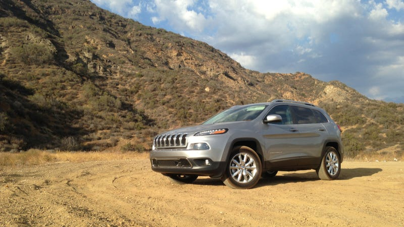 Illustration for article titled Testing The 2014 Jeep Cherokee On & Off-Road: What Do You Want To Know?
