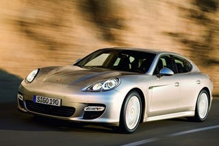 Illustration for article titled Porsche Panamera GT: In Love, Indifferent Or Incensed?