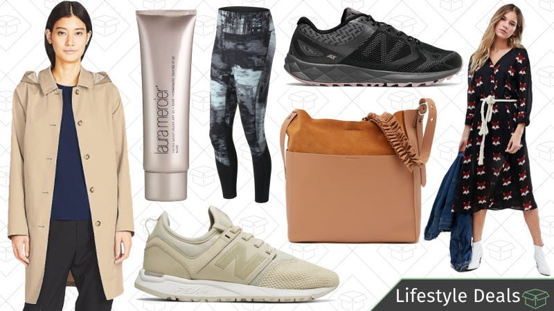 Illustration for article titled Friday's Best Lifestyle Deals: Joe's New Balance, Uniqlo, Laura Mercier, and More