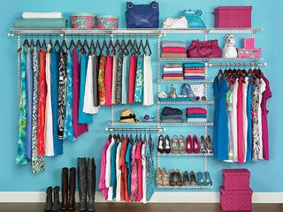 How To Clean Your Closet take inventory of your closet and clean it all at once