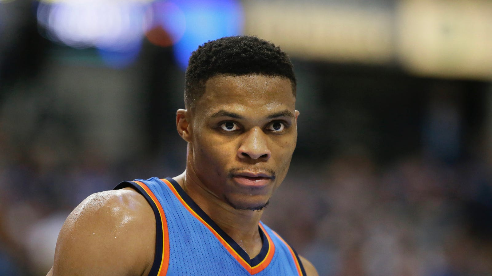 Russell Westbrook Is The Goddamn MVP, Clowns!
