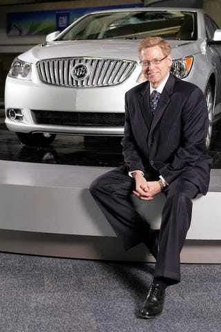 Illustration for article titled Buick/GMC General Manager Quits Job After Just Nine Days