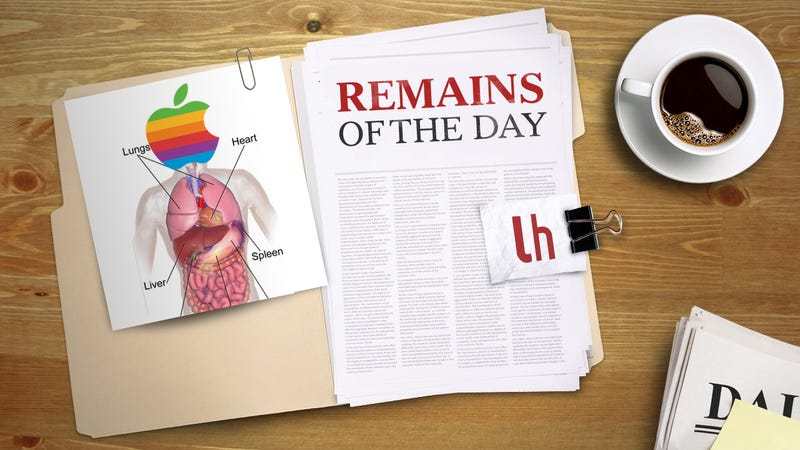 Illustration for article titled Remains of the Day: Apple to Encourage Organ Donation with iOS 10