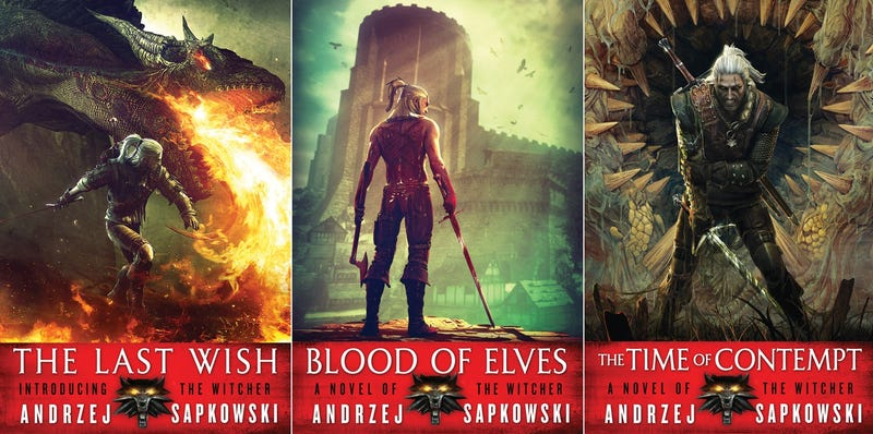 A beginners guide to the world of the witcher solutioingenieria Gallery