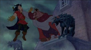 Illustration for article titled Disney's Live-Action Beauty and the Beast Gets A Beast And a Gaston