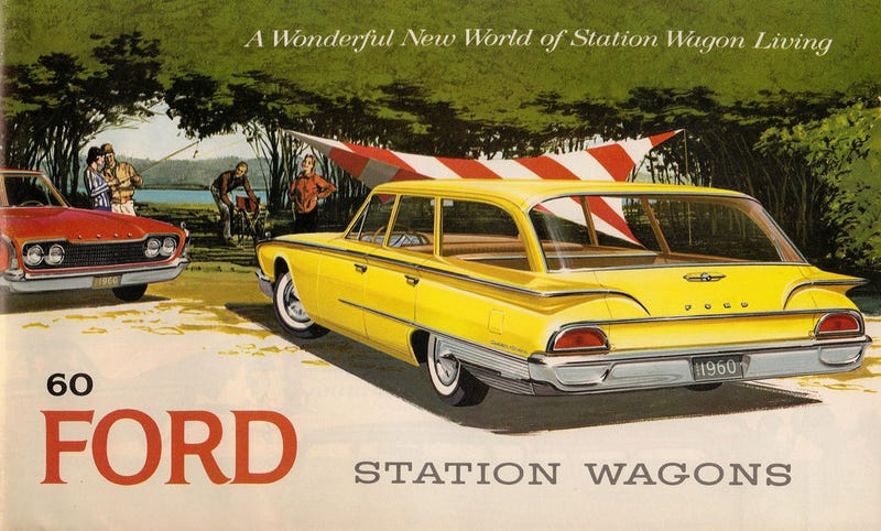 Illustration for article titled What is the Best Looking Station Wagon Ever Made?