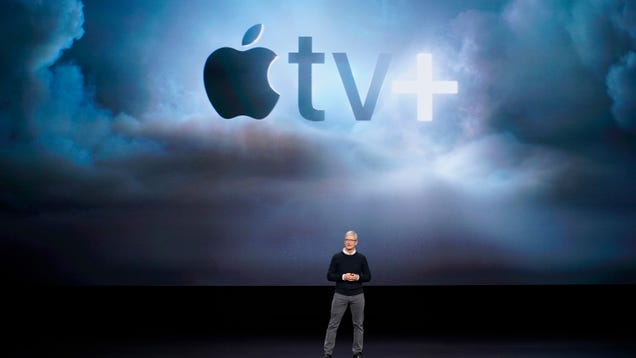 This Is The Strongest Sign Yet That Apple TV+ Is Gonna Suck