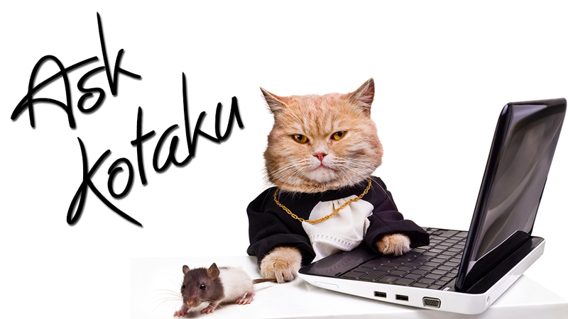 Illustration for article titled Introducing: Ask Kotaku, Where I'll Give Advice On Anything You Need
