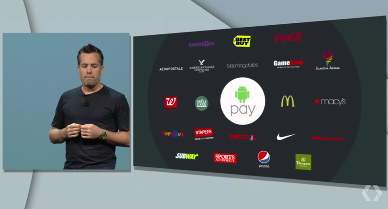 Illustration for article titled Android Pay Is Google's Plan for the Mobile Payments Future