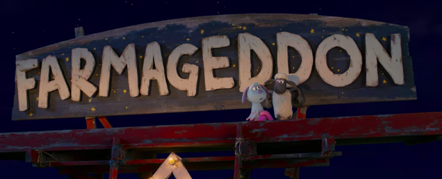 Shaun The Sheep goes the E.T. route in new Farmageddon trailer
