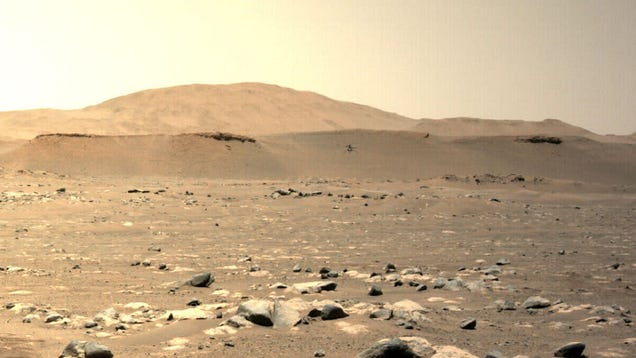 In Third Mars Flight, Ingenuity Goes Beyond All Tests Done on Earth